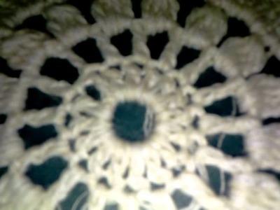 Crochet lace doilies new project 2012