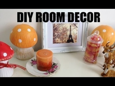 ✂ DIY & decor ideas for Halloween and Fall