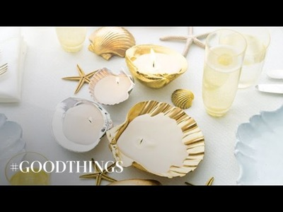 Good Things: 3 Simple Crafts to Get you into the Holiday Spirit - Martha Stewart