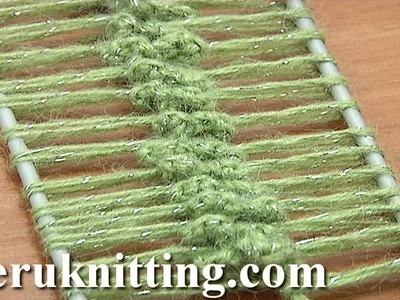 Hairpin Lace Strip With Curls On Cord Tutorial 15 Easy to Make Hairpin Crochet Pattern