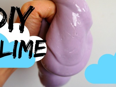 How to Make Slime Recipe #1
