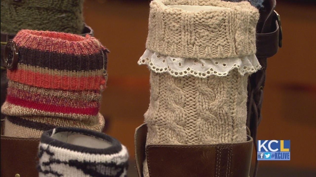 KCL - How to make DIY Boot Socks