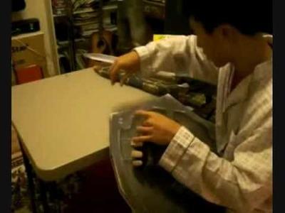 Life-Size Papercraft Link - Progress Report 8 (1.2)