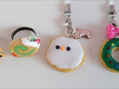 ☃Mini Craft Update #4 ❄ Christmas Themed Clay Creations☃