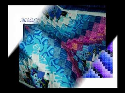 My Lil Bargello Pattern (Free)