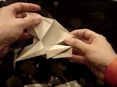 Origami Butterfly Bookmark Instructions