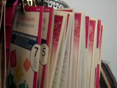 SCRAPBOOK ROOM. CRAFT ROOM TOUR PART 6 APRIL 2012