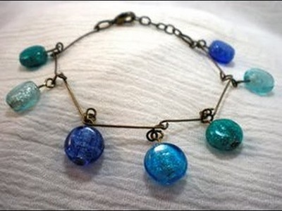 Tutorial: No Chain Charm Bracelet