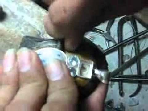 Unique Handmade Silver Beaded Jewellery Making Process by India Gems And Beads