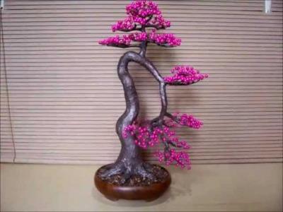 Bonsai Tree Sculpture #79 by Jim Shull
