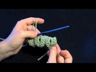 Crocodile Stitch How to Crochet