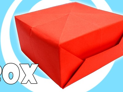 DIY: Printing Paper Origami Box Instructions