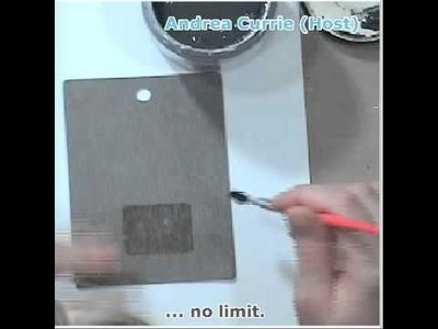 How To Make a Chalk board from scratch! (Andrea Currie Crafts)