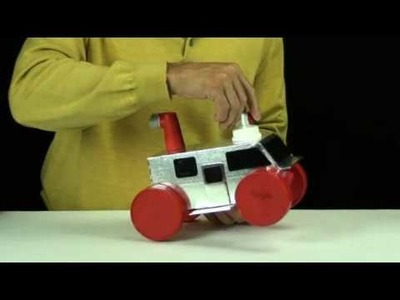 Mars Rover  | LooLeDo.com | Fun Kids Crafts, Science Projects, and More!