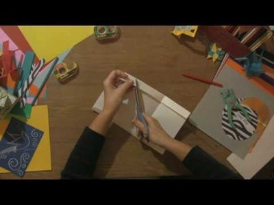 Origami & Paper Crafts : How to Make Paper Envelopes