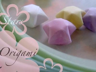Origami: MeiIris' 3D Stars