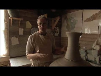Potter Mark Hewitt talks about his process and how he adapts the Southern ceramic traditions