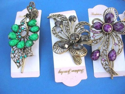 Wholesale hair accessories barrette hair tie clothing accessory wholesalesarong.com