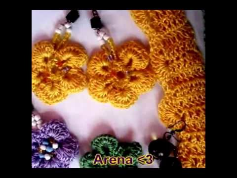 Beautiful Crochet  Made by me !