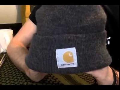 Carhartt Men's Acrylic Watch Hat - high quality hat