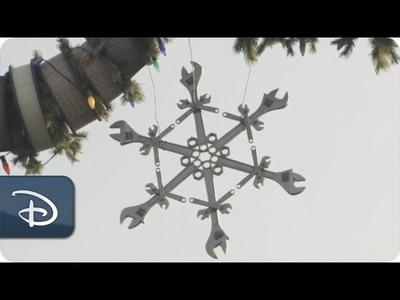 Cars Land-Inspired DIY Holiday Decor | Disneyland Resort