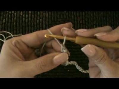 Crochet  Lover's Knot Shrug #1 ~ Solomon's Knot