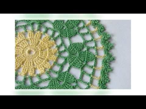 Crochet pattern for umbrella