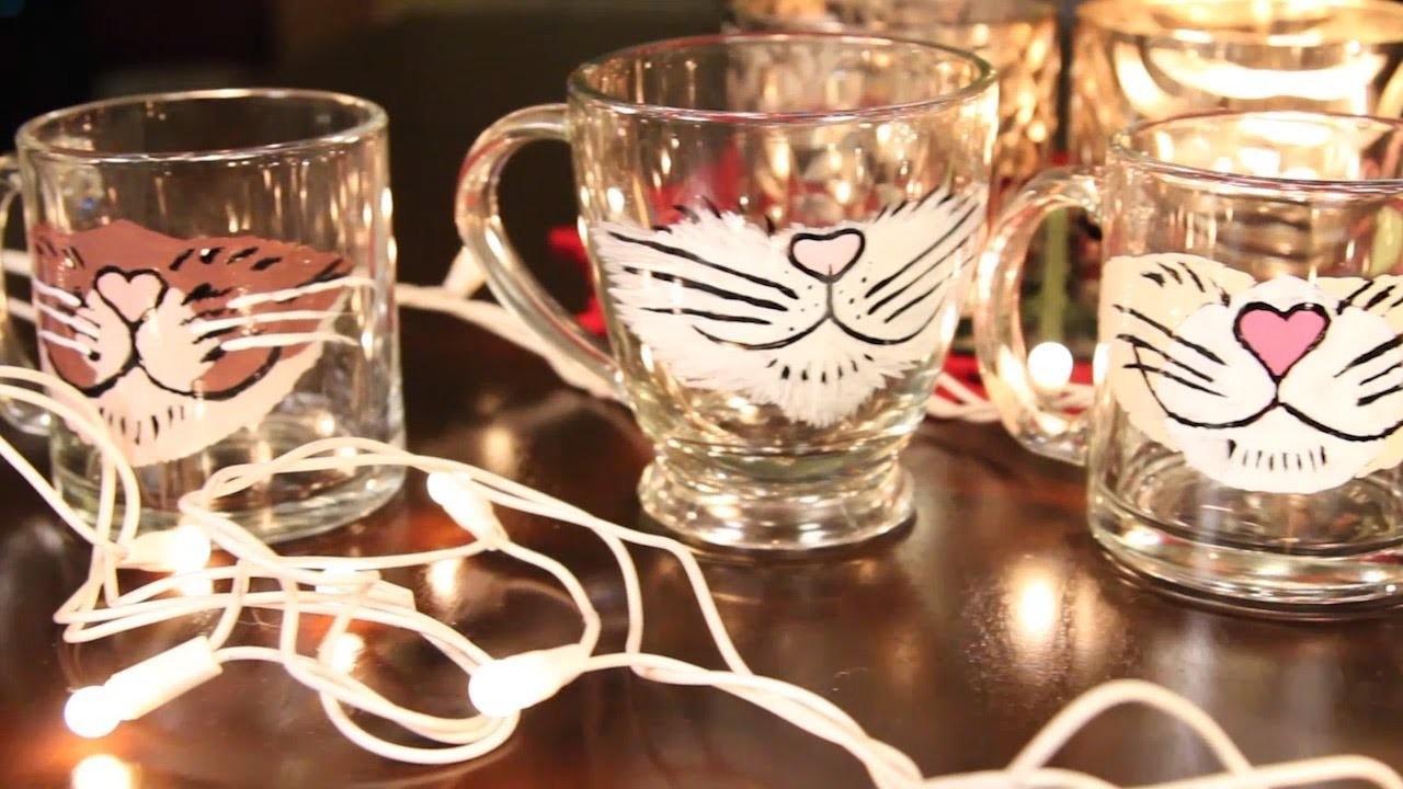 DIY - Cat Mug