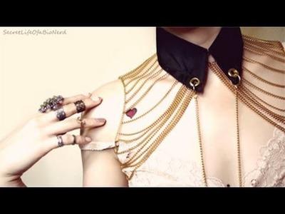 DIY Detachable Collar (Accessory) Level: Easy