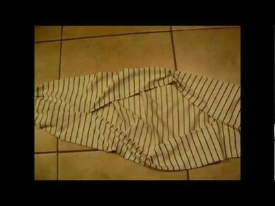 DIY Maxi Tube Skirt and Shrug Set Part 2