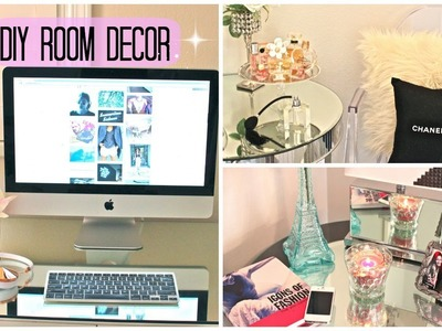 DIY Room Decor! Cute & Affordable!