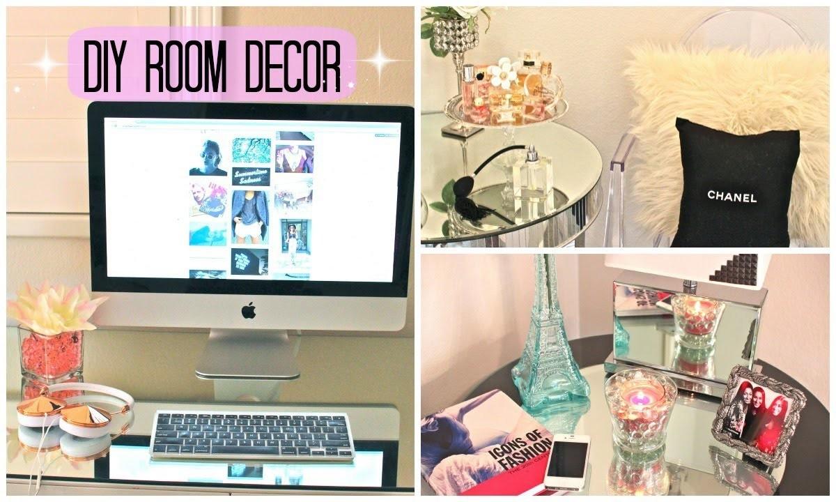 DIY Room Decor! Cute & Affordable!