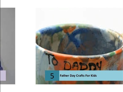 Father's Day Crafts Kids Can Make - Danielle's Place of .