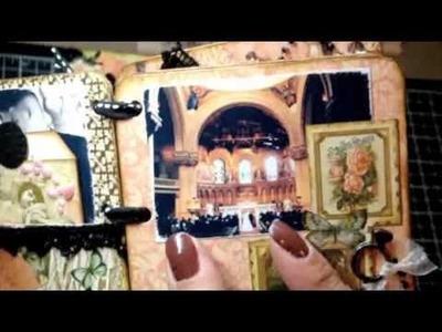 G45 Le Romantique Mini Album, hauls & RAK from Laurna