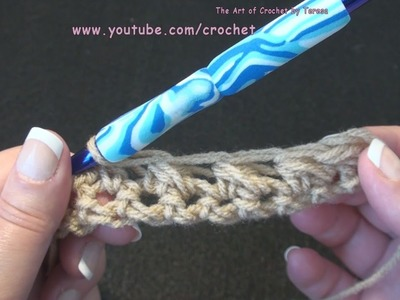 Half Double Crochet Decrease Beginner Stitch