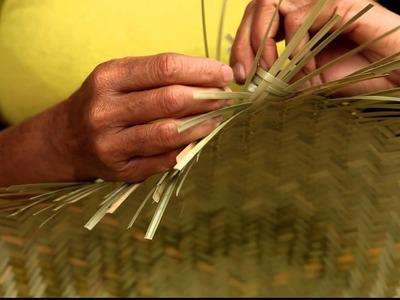HD - Phontong Handicrafts Basket Weaving