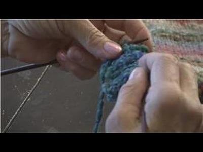 How to Knit : Ribbing Stitch