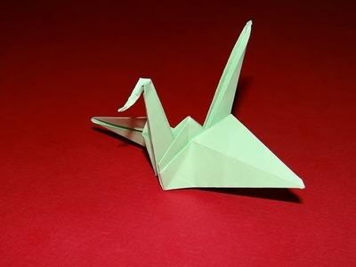 How To Make An Origami Swan 01