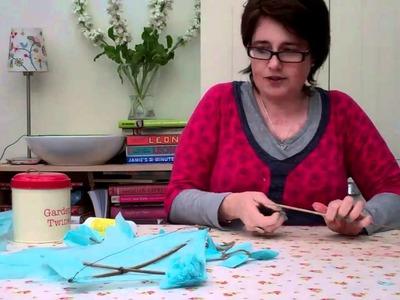 Kite craft tutorial with www.readyforten.com