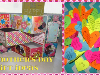 Mother's Day Gift Ideas + Diy's