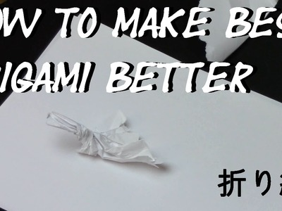 The Best Way To Fold Origami Paper Better Than Other Origami Paper Folders
