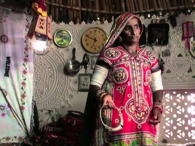 The craftsmen of Gujarat  5.7 - Embroidery (India)