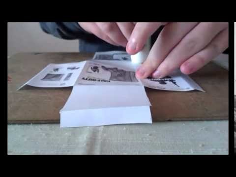 Xbox 360 limited edition MW3 papercraft part 1