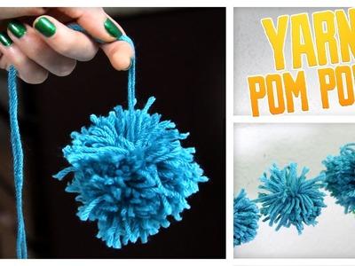 Yarn Pom Poms - Do It, Gurl