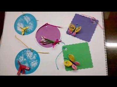 3 - DIY Easy Gift Tags. Name Tags