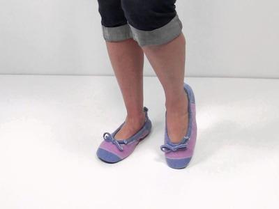 Acorn Easy Spa Women's Ballet Slippers