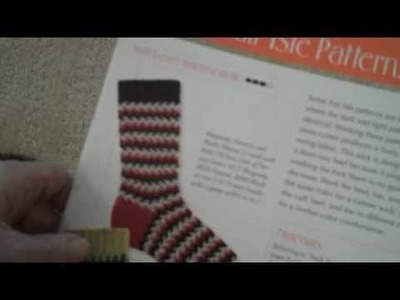 Book Review - Sensational Knitted Socks