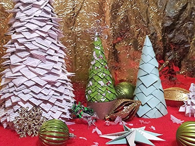 Christmas Diy Duct Tape Christmas Trees