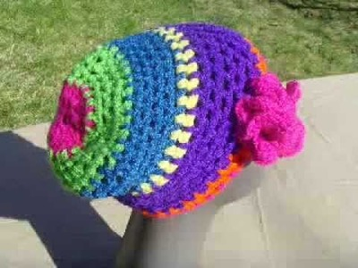 Crochet Items on!