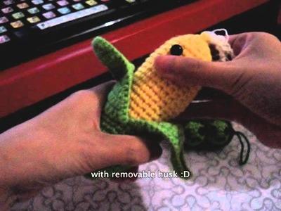 Crochet plush update